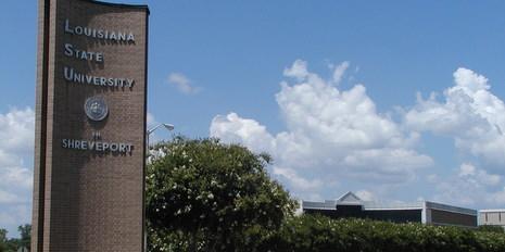 Louisiana State University Shreveport >> Faculty Staff